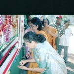 opening of dilasa stall